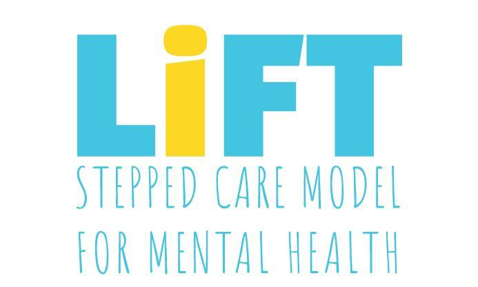 Life Stepped care model for mental health